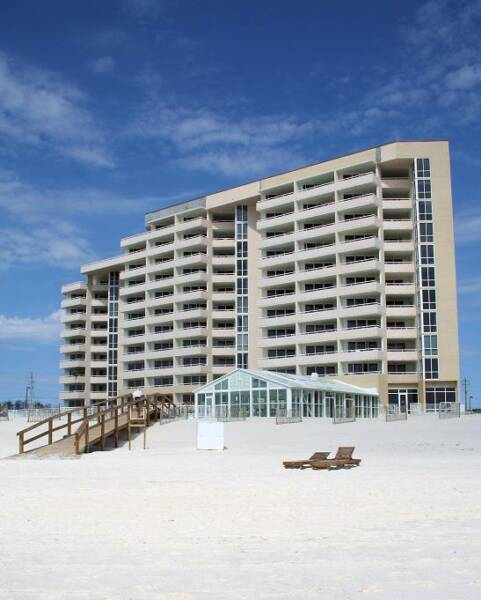 Perdido Key Condo Rentals At The Perdido Sun Beachfront